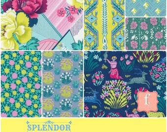 Amy Butler Splendor Bundle - Free Spirit Fabrics 100% Quilters Cotton - You Choose the Length