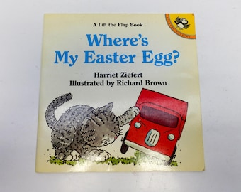 Where's my Easter Egg - children's story for toddlers
