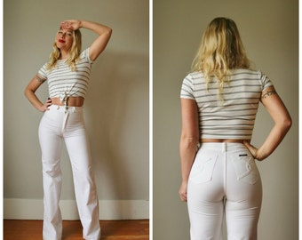 1970s Organic Sailor Pants >>> Size Extra Small