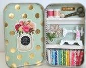 Tiny Tin Sewing Room ~ Love Never Fails