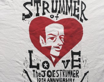 STRUMMER of LOVE TSHIRT
