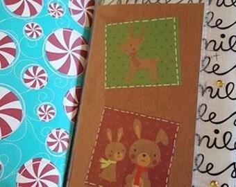 Christmas TN dashboards/pocket/personal