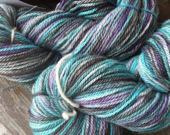 It's not voodoo bfl worsted yarn
