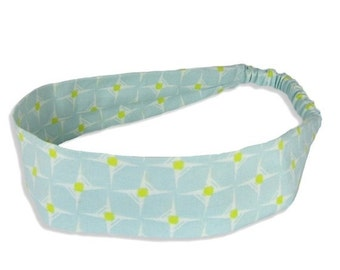 """40% off Fabric Headband - Star Shine- Pick your size - fit toddlers to adults - 1-1/2"""" wide"""