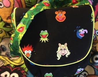 Muppets Kermit the Frog Swoon Sandra Handbag