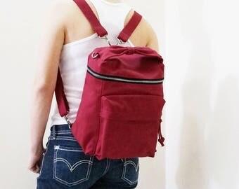 Backpack, Sling Bag, Crossbody bag, Shoulder Bag, Zipper Bag, Barrel Bag, Convertible Backpack, Gift Ideas for Women - DARLZ - SALE 30% OFF