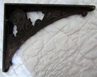 Antique Cast Iron Bracket SALE
