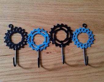 bike gear hooks x4