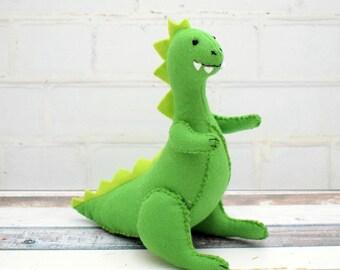 Dinosaur Softie Kit