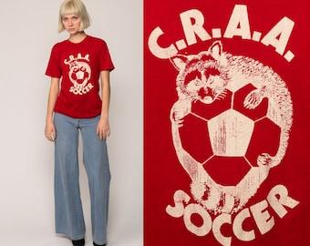 Raccoon T Shirt Etsy