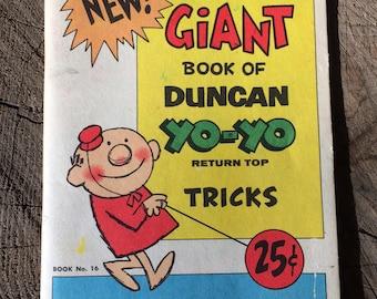 Giant Book of Duncan Yo-Yo tricks, 60s