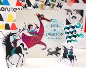 SIGNED COPY Jill and Dragon