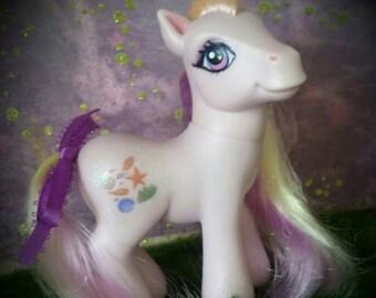 Custom My Little Pony - Shelly (pink)