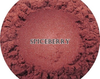 Loose Mineral Eyeshadow-Spiceberry