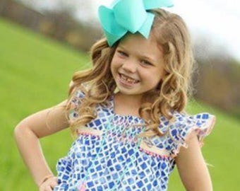 """Pick 3 - Ultimate Supreme 3"""" Ribbon Spring Easter ~ Texas Size 6 inch Bow - Spring Easter m2m Matilda Jane Once Upon a Time Adventure Begins"""