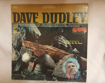 Dave Dudley - Last Day In The Mines - Vintage Record from the