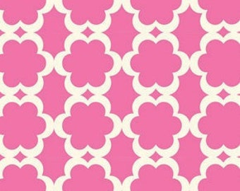 1 Yard Dena Designs Taza Tarika in Fuchsia