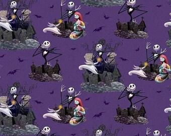 Night Before Halloween Fabric -- LAST Piece-- 40-70% off Patterns n Books SALE