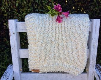 The Douceur (Sweetness) Blanket