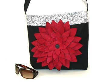 Canvas satchel | Etsy