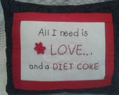 Love and a Diet Coke