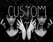 Custom listing for max