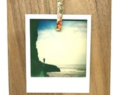 Photo Holder Picture Frame Perfect for Instagram prints - Display your Photography - Polaroid, Instax, Prints