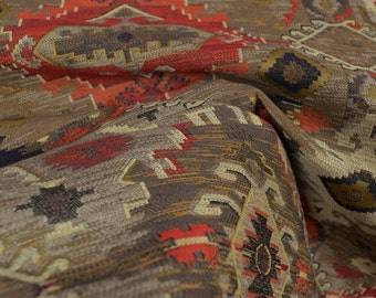 Zepher Redstone Regal Southwest Fabric