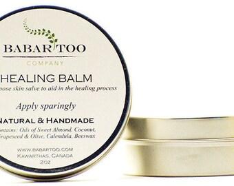 HEALING BALMS Natural and Handmade