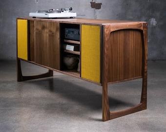 Douglas Stereo Cabinet | Credenza
