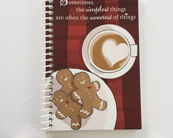 Mini Pocket Notebooks - Simple Sweet Things -Gift Ideas - Notebooks - Gifts for Women Teachers -