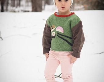Sushi Sweater 3-4 year old