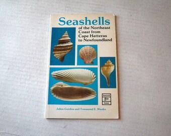 Seashells of the Northeast Coast Identification Guide Book Beach