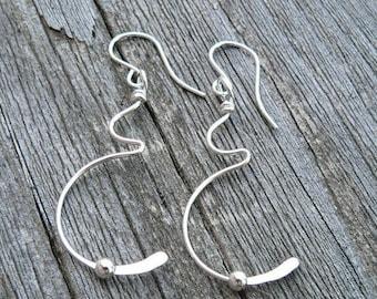 Tiny Movement Pregnancy Earrings