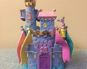 40% OFF 1995 Trendmaster Star Castle - Key not included. Small mouse figure. Polly Pocket