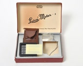 Leica Meter 3 Box & Booster (?) West Germany