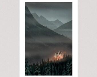 Haunted Banff Springs