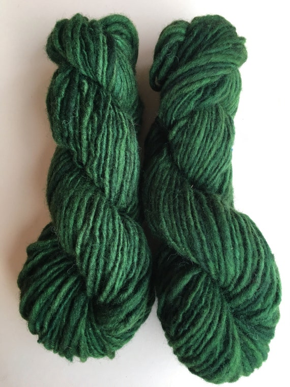 Forest Heather Maine Wool Lopi