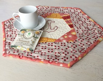 Anchor Snack Mat Place Mat - Free Shipping
