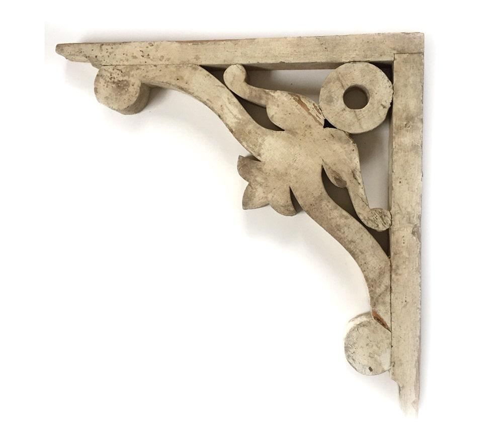 antique 18 x 18 victorian corbels brackets architectural