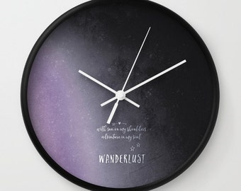 wander - wall clock