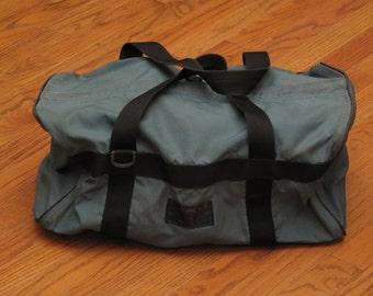vintage Eddie Bauer gym bag