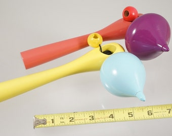 Toy top. Wood spinning top with handle. Handmade heirloom toy