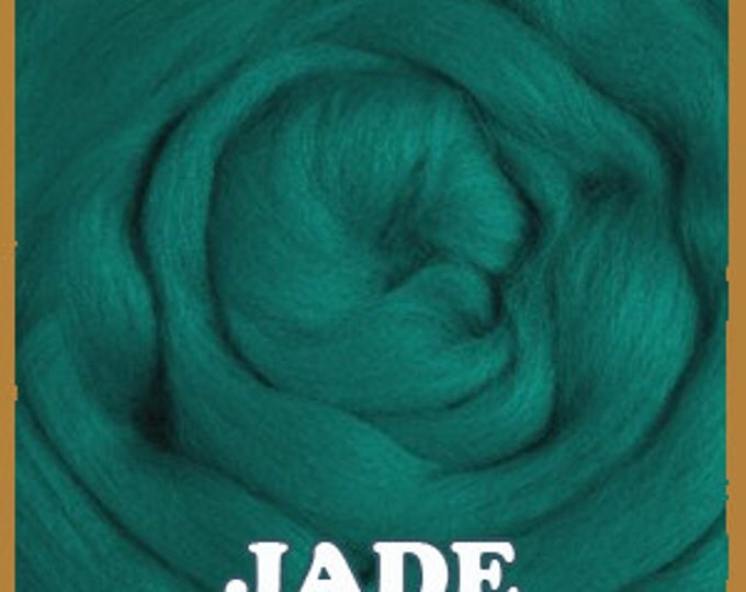 Merino Roving - Shades of Green - Ashland Bay