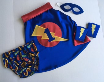 how to make a superhero cape for toddler