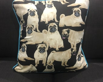Pugs - Decorative Cushion Cover