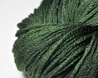St. Patrick's day parade gone awry - Merino/Alpaca/Yak DK Yarn - Winter Edition