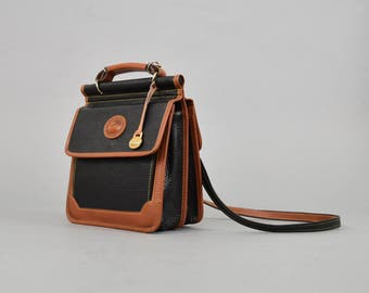 Dooney + Bourke Leather Crossbody Bag