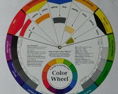 Full Size Color Wheel