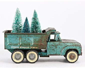 Vintage Structo Truck Structo Toy Truck Structo By